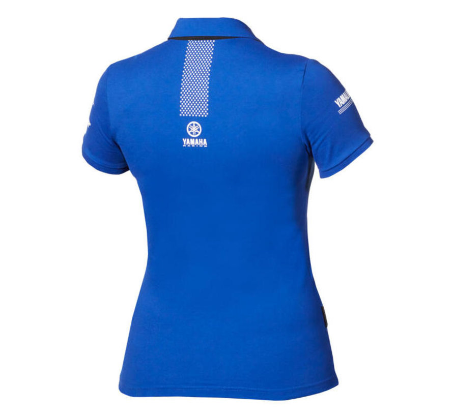 Paddock Blue Polo T-Shirt für Damen
