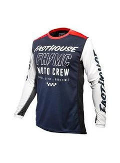 Fasthouse Phazed Jersey Navy