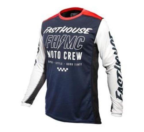Fasthouse Phazed Jersey Navy