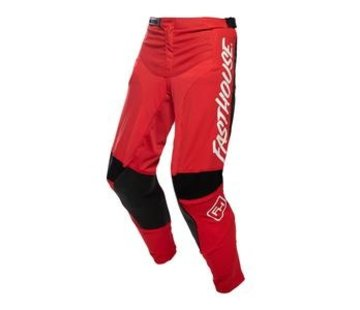 Fasthouse Speed Style Raven Pant red white