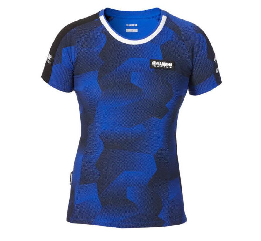 Paddock Blue Camo T-Shirt für Damen