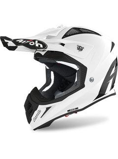 Airoh Helm Aviator ACE white gloss