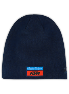 Troy Lee Designs 2020 Beanie Haube Team KTM navy