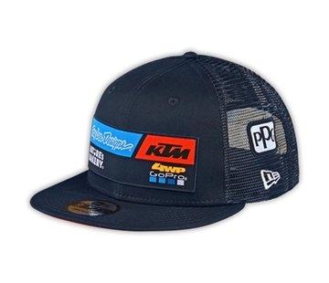 Troy Lee Designs 2020 Snapback Hat Cap Team KTM navy