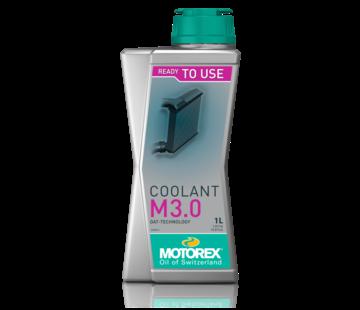 Motorex Kühlmittel - Kühlflüssigkeit COOLANT M3.0