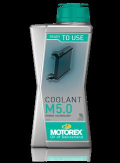 Motorex Kühlmittel - Kühlflüssigkeit COOLANT M5.0
