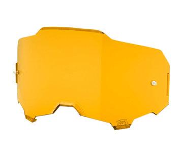 100 % Armega Glas - Ersatzglas Lens orange