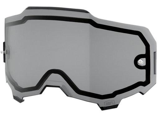 100 % Armega Glas - Ersatzglas Dual Smoke