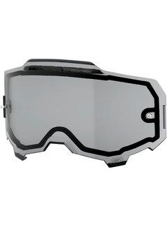 100 % Armega Glas - Ersatzglas Vented Dual Smoke