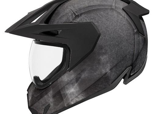 Icon Variant Pro Helm Construct schwarz