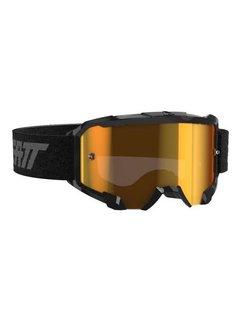 Leatt Brille Velocity 4.5 Iriz Goggle Anti Fog schwarz bronze