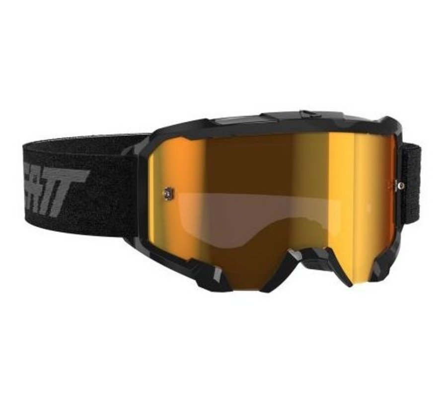 Brille Velocity 4.5 Iriz Goggle Anti Fog schwarz bronze