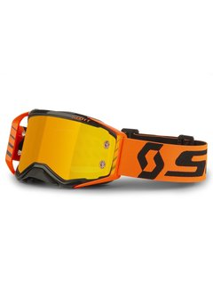 Scott MX Brille Prospect Works orange