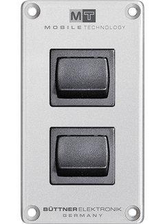 Büttner Elektronik Schalter-Panel II MT