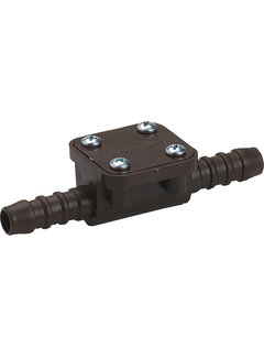 Movera Rückschlagventil für Wasserpumpen mit 10/12 mm Anschluss