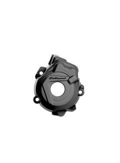 Polisport Zündungsdeckelschutz schwarz für KTM Husqvarna Bj. 17-20