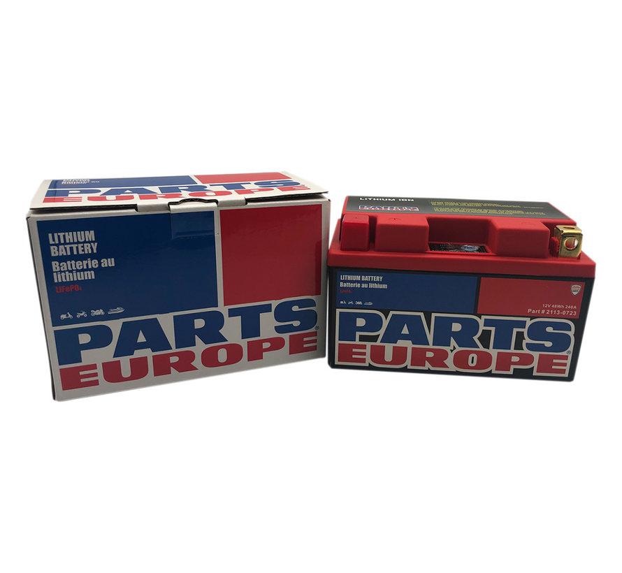 Lithium Batterie HJTX20HQ-FP (YTX20-BS, YTX20H-BS, YTX20L-BS, YTX20HL-BS, YTX18L-BS, YTX24HL-BS, YTX15L-BS, YB16-B-CX, YB16HL-A-CX, YB16-B, YB16L-B, YB16C-B, YB16L-A2, YB16CL-B, YB18-A, YB18L-A, Y50N18A-A, SYB16L-B, Y50-N18L-A-CX, SY50-N18L-AT, Y50N18L-A,