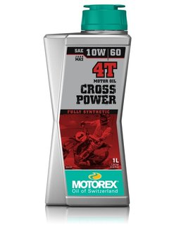 Motorex Cross Power 4T 10W-60 vollsynthetisches Motoröl
