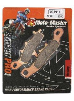Motomaster Bremsbelege Brakepad vorne für Kawasaki KX85
