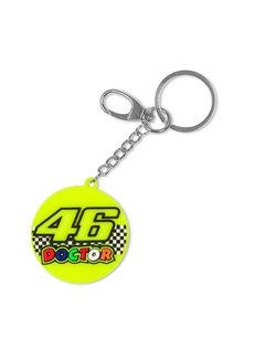 VR46 2020 Schlüsselanhänger Rossi multi