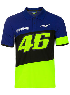 VR46 Yamaha Rossi Factory Racing Polo Dual