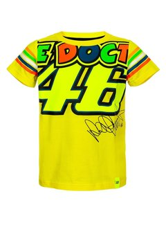 VR46 Rossi Kinder T-Shirt The Doctor