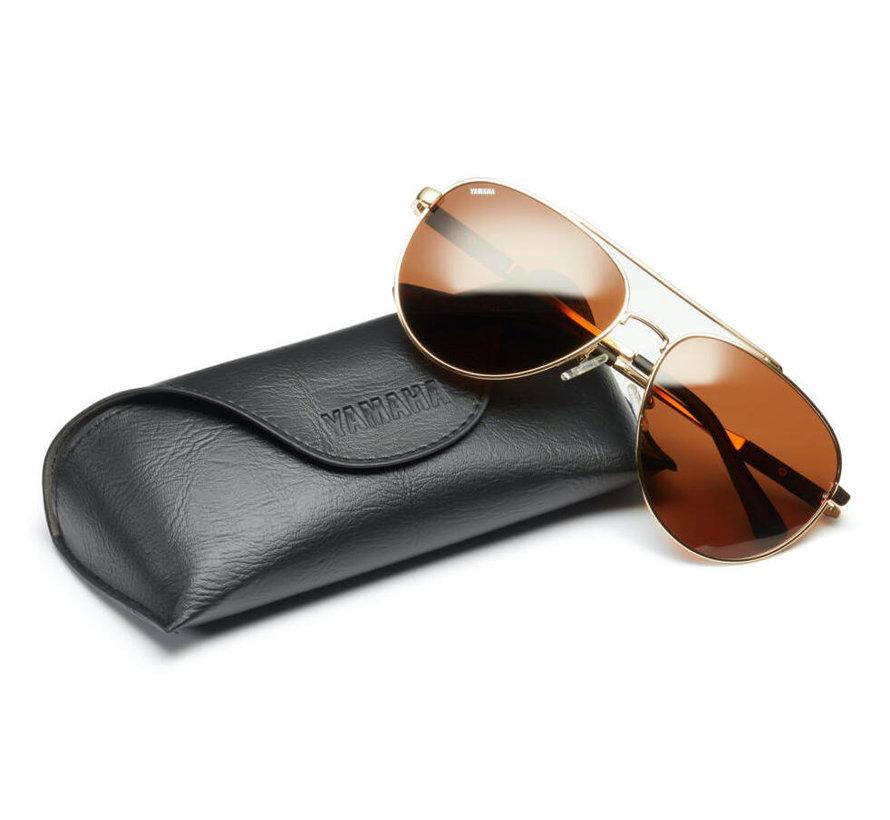 HYPERNAKED Sonnenbrille braun