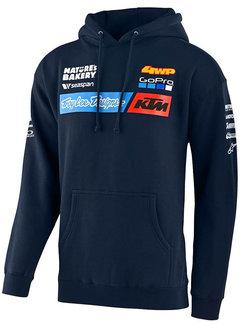 Troy Lee Designs Pullover Hoodie Team KTM navy 2020