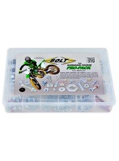 Bolt Schrauben Set für Kawasaki KX KXF