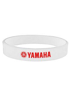 Yamaha Racing Armband weiss