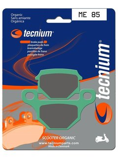 Tecnium Bremsbelag ME85 organisch