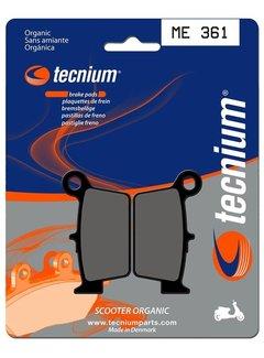 Tecnium Bremsbelag ME361 organisch