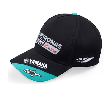 Yamaha Petronas Team Kinder Round Peak Baseball Cap 2