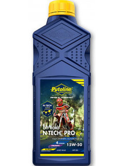 Putoline N-Tech Pro R+ Off Road, 4-Takt-Motoröl, vollsynthetisch