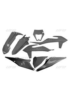 Ufo Plastikkit KTM EXC / EXC-F Bj. 19-20