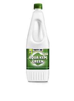 Thetford Toilettenflüssigkeit Aqua Kem Green