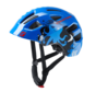 Jugend Kinder Fahrradhelm Maxsterpirate blue glossy