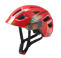 Jugend Kinder Fahrradhelm Maxster truck red glossy