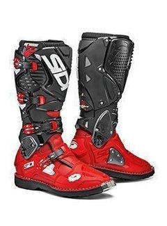 Sidi Crossfire 3 Stiefel rot schwarz