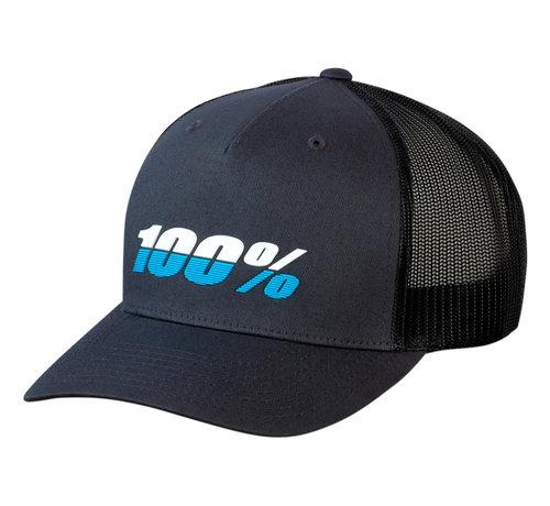 100 % Erwachsenen Cap XFIT League Snapback Hat