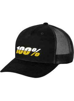 100 % Erwachsenen Cap XFIT League Snapback Hat - black
