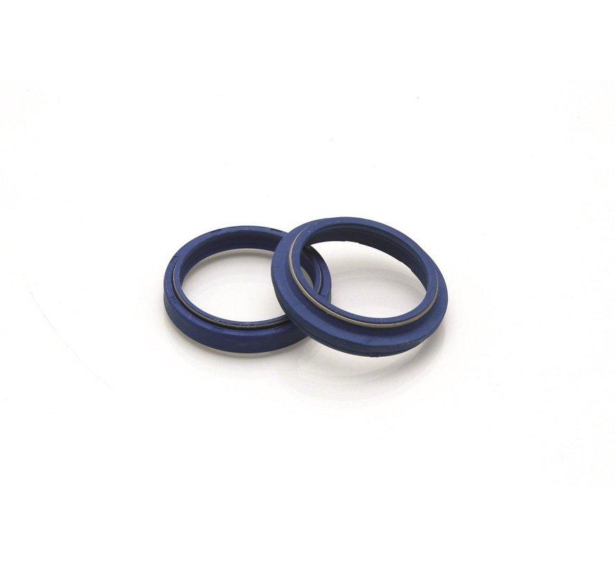 Gabeldichtring Blue Label Fork Oil Seal & Dust Cover WP Ø49mm KTM SX85 / Husqvarna TC85