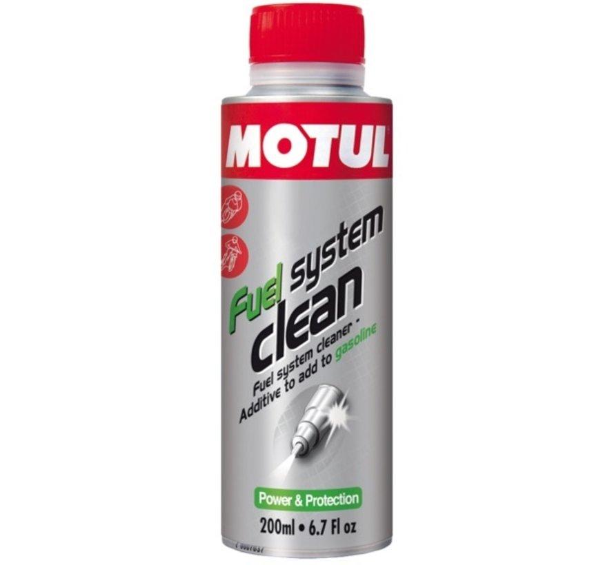 Fuel System Clean Kraftstoffsystemreiniger Reiniger Motorrad