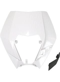 Ufo Headlight Plastic für KTM SX/SX-F/EXC weiss Bj. 08-13