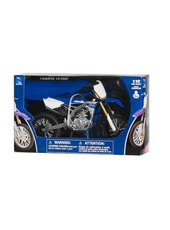 New Ray Yamaha Modell YZ450F Motorcycle Model 1:12