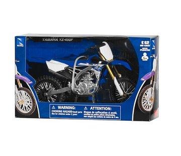 New Ray Yamaha Modell YZ450F Motorcycle Model 1:12