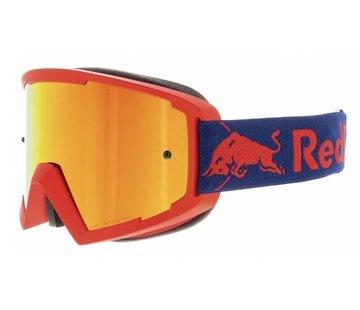 Spect Red Bull Whip MX Brille rot verspiegelt
