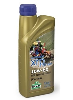 Rock Oil Motoröl synthesis xrp off road SAE 10w60
