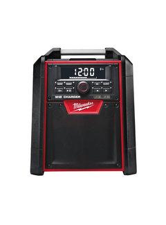 Milwaukee - Netz-/Akku-Radio mit Ladefunktion ohne Akku (M18 RC-0) (4933446639)