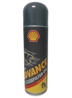 Shell Advance Luftfilterölspray Filter Oil 300ml